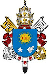 Coat of arms of Papa Francesco