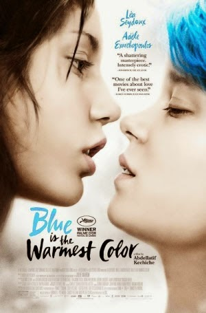 Blue Is the Warmest Color: Poster