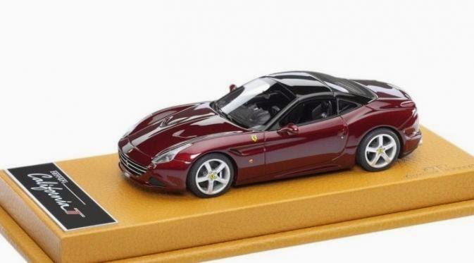 Miniatur Ferrari California T cocok Buat Kado