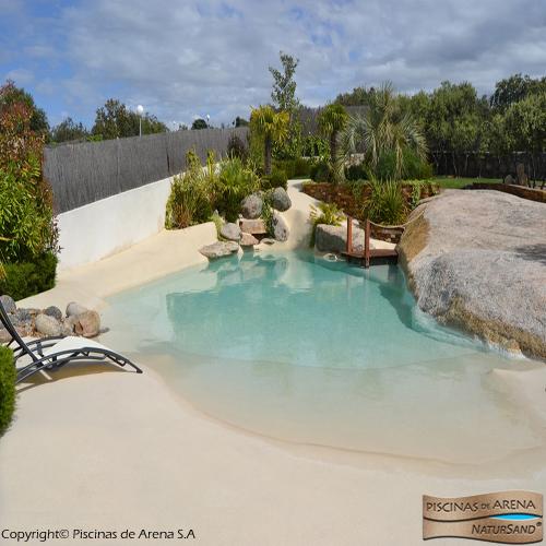Home design inmobiliaria piscinas de arena la playa en - Piscinas de arena natursand ...