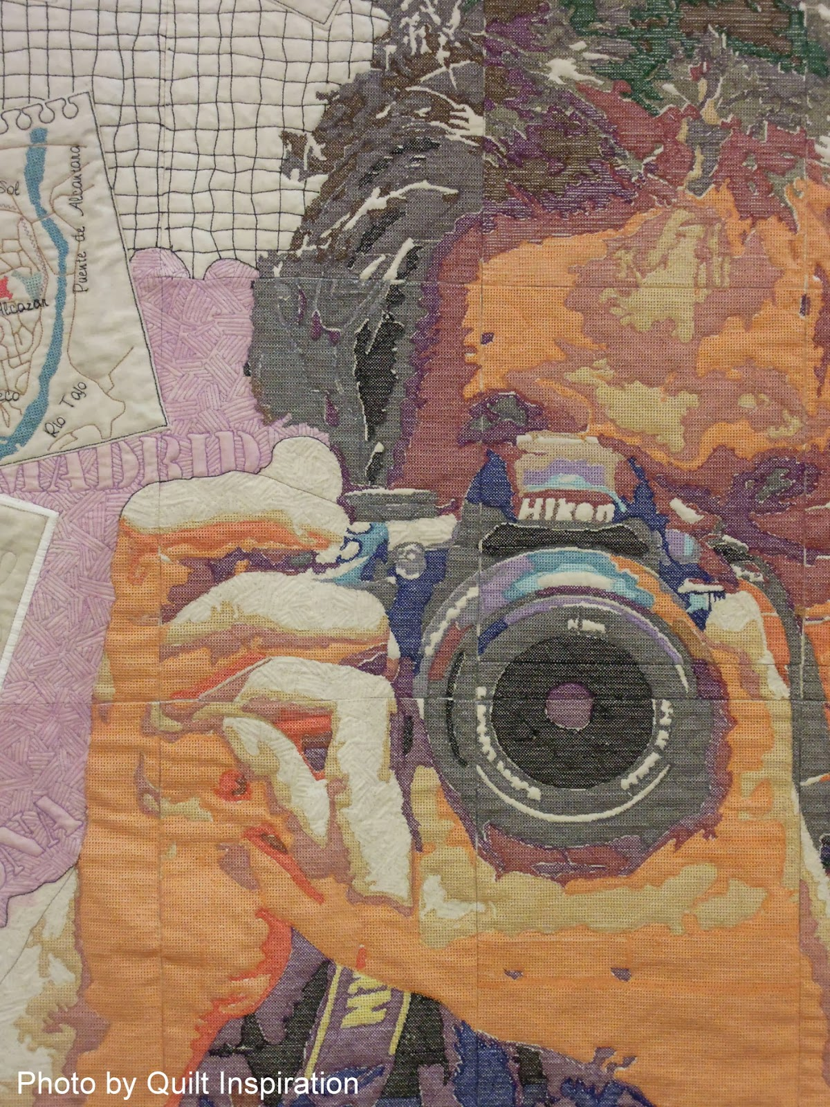 Award Winning Quilts From The Houston International Quilt Festival