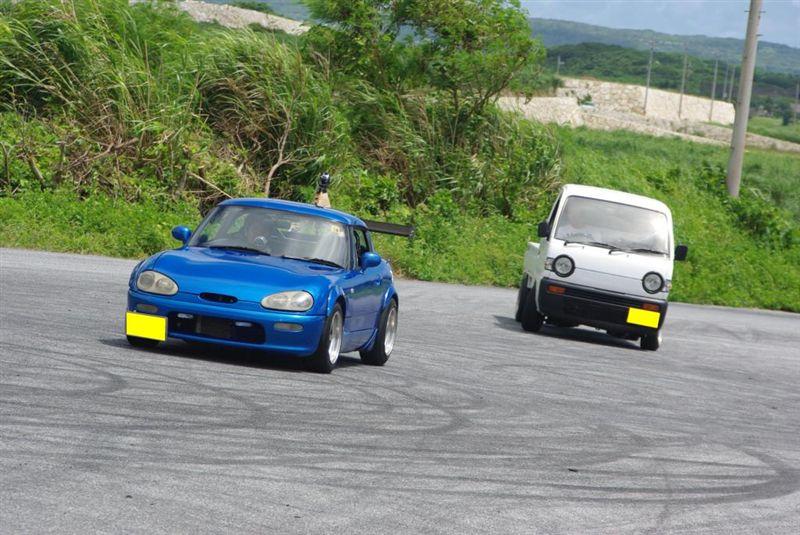 Suzuki Cappuccino & Suzuki Carry