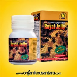Natural Lyophilized Royal Jelly