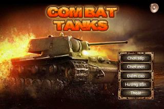 Tải game Combat tanks cho điện thoại 1