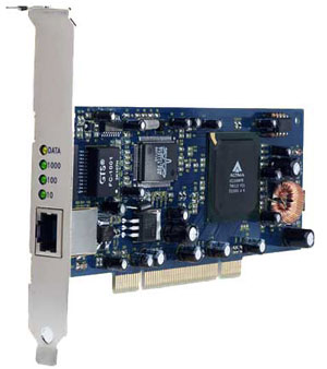 Ethernet Card on Lan Card