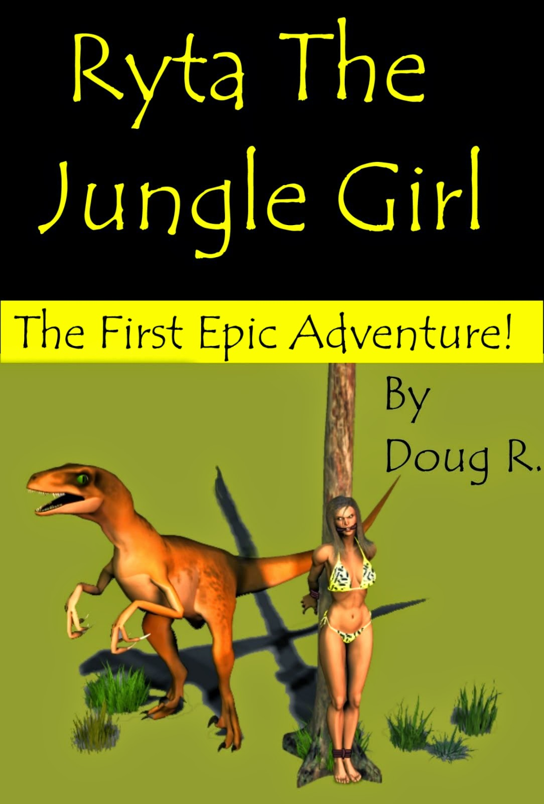 Ryta The Jungle girl