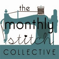 I'm a member of the Monthly Stitch