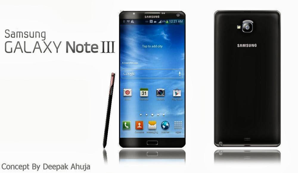 Harga Samsung Galaxy Note 3 Terbaru Juli 2014 Beserta
