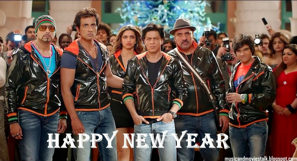Happy New Year 2014 Official Trailer