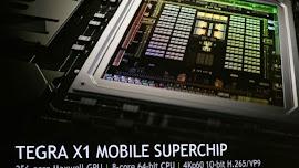 NVIDIA ra mắt Tegra X1