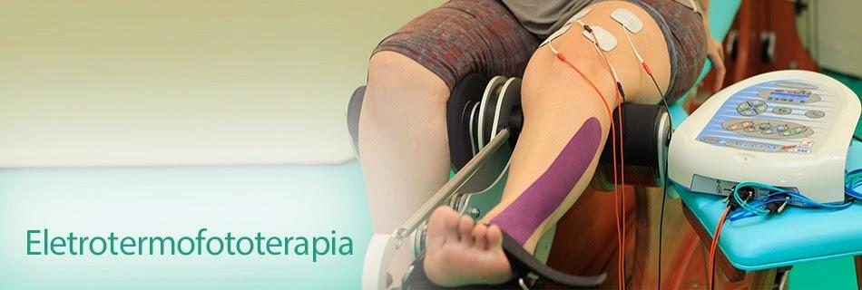 Eletrotermofototerapia Recurso Fisioterápico utilizado no tratamento de dores articulares