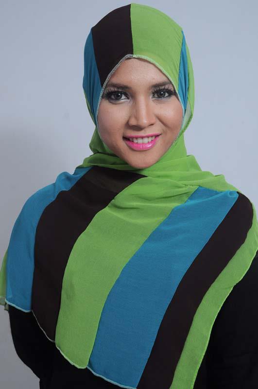 Hijab moderne – Hijab carré