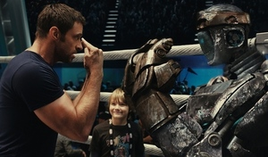 Real Steel Tops Box Office!