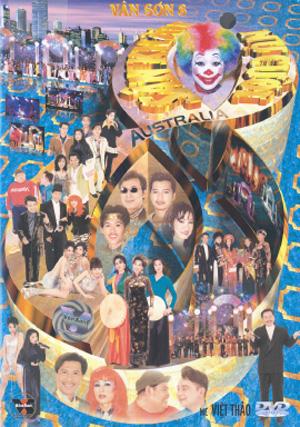 Vân Sơn 8 - Sân Khấu & Nụ Cười - 1998