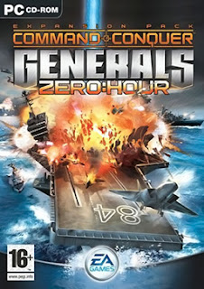 Cncgzh win cover Download PC Game Command and Conquer Generals Zero Hour full Version