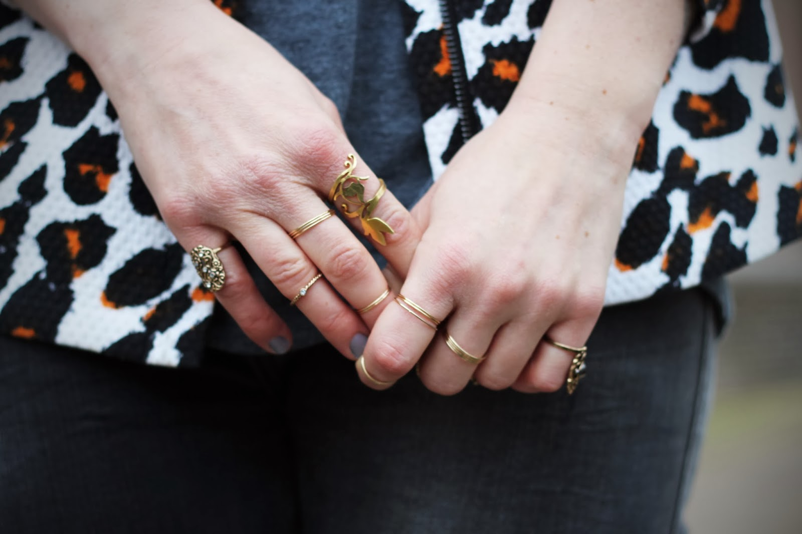 stack of rings accessories inspiration