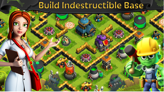 Battle of Zombies Clans MMO v 1.0.134 Apk