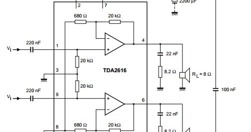 Amplifiercircuits Com 2x12 W Hi Fi Audio Power Amplifiers With Mute