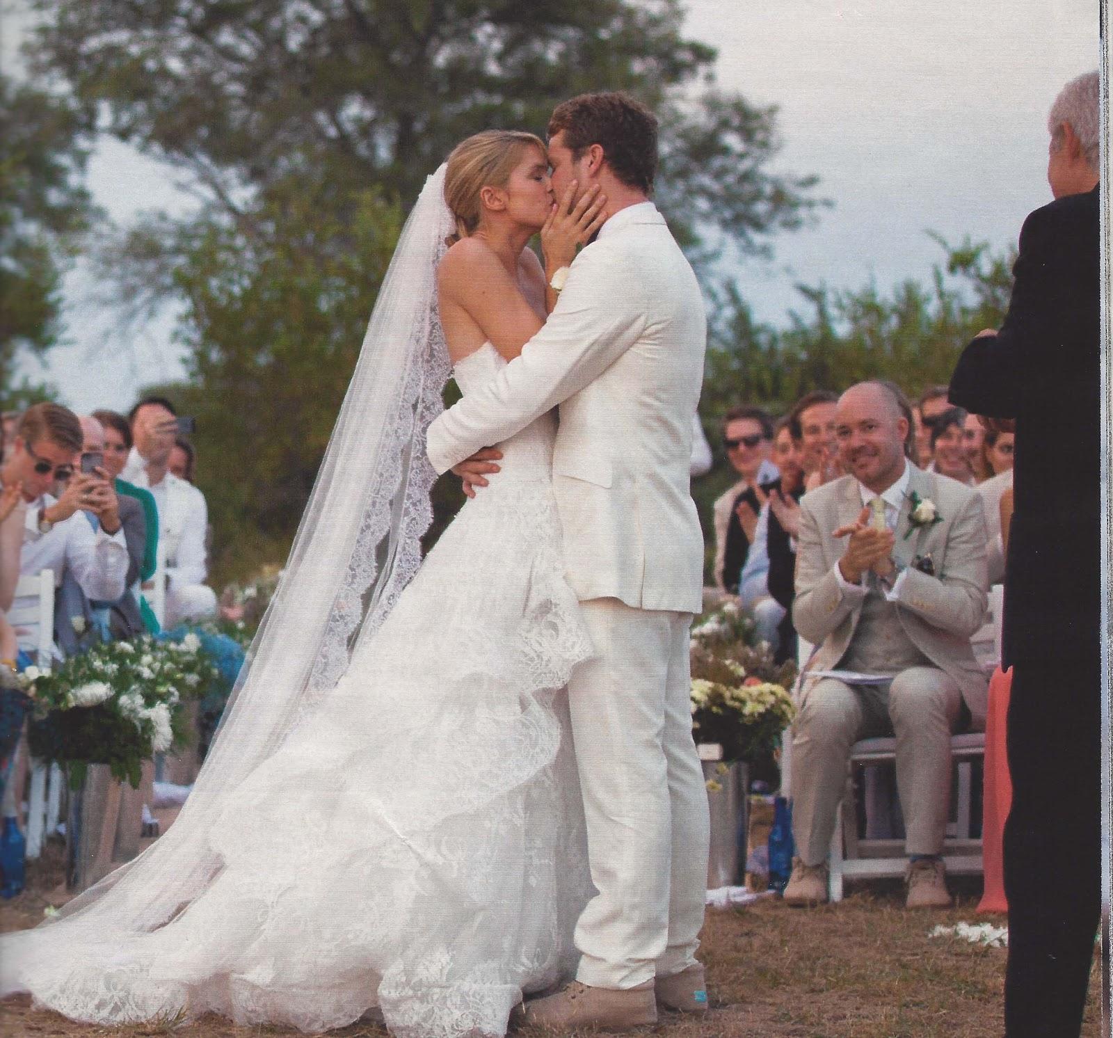 My Eden Sam Branson Weds Isabella Calthorpe