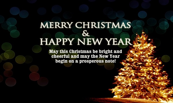 Best New Year Quotes Wishes and Christmas Wishes Collection  Top Happy New Y...