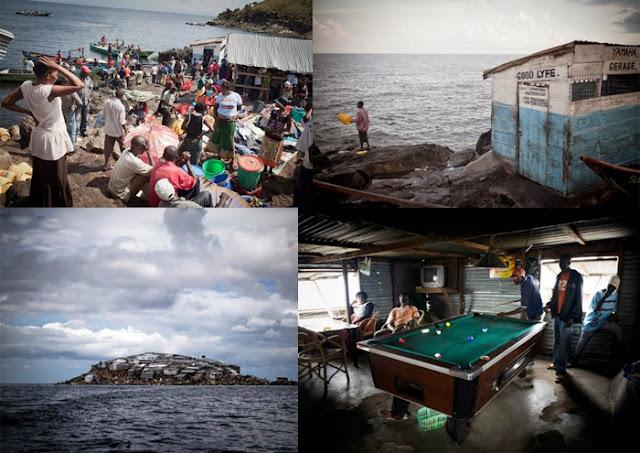 Pulau Migingo - Danau Victoria