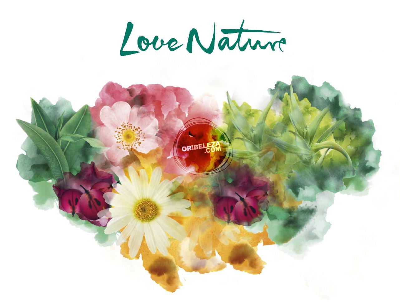 Love Nature da Oriflame