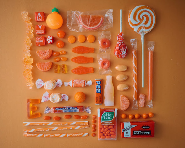 {Food} Emily Blincoe's sugar series