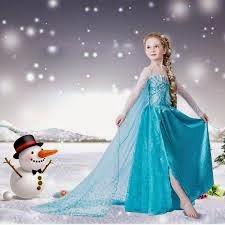 Vestidos de Elsa, Frozen, Halloween
