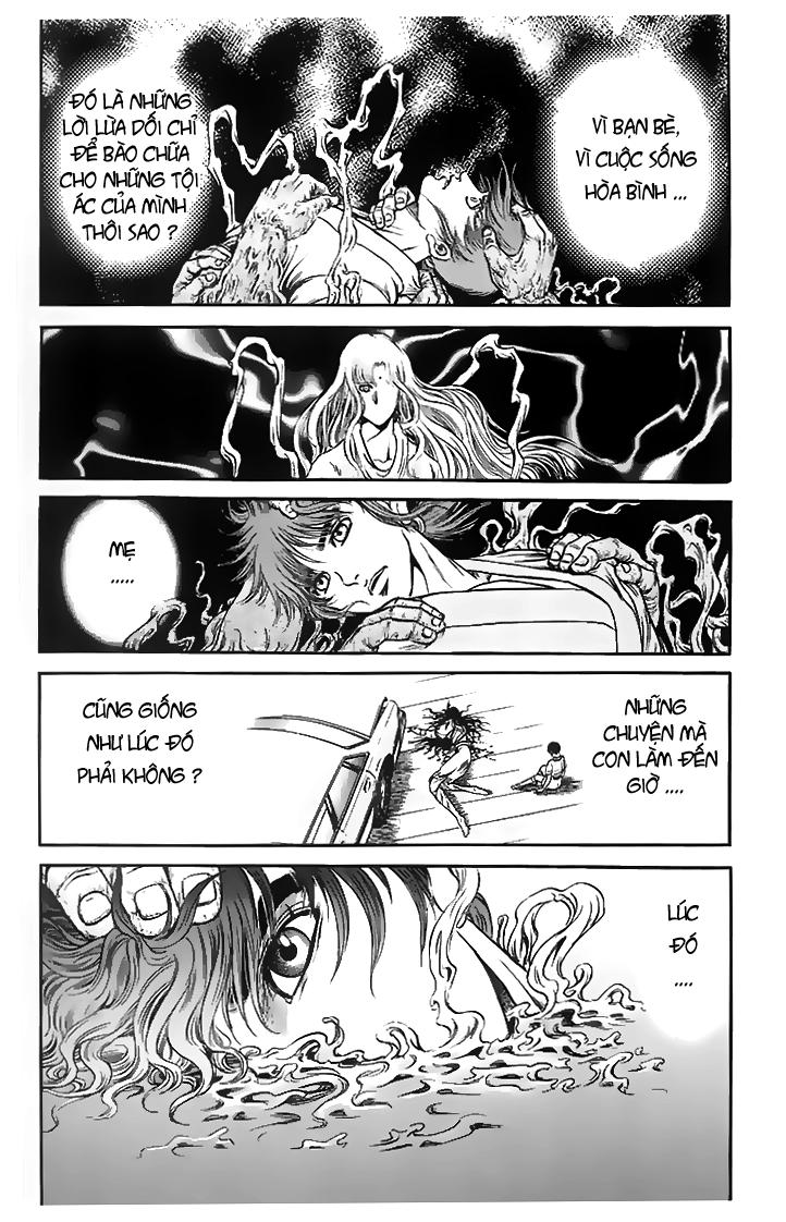 Chú Bé Rồng - Ryuuroden chap 115 - Trang 42