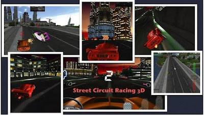 Street Cars Racing Speed Games
