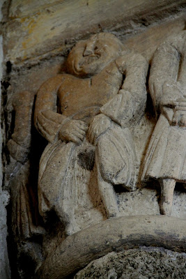 Marcolfo, Salomón y la Reina de Saba Grandson+(4)
