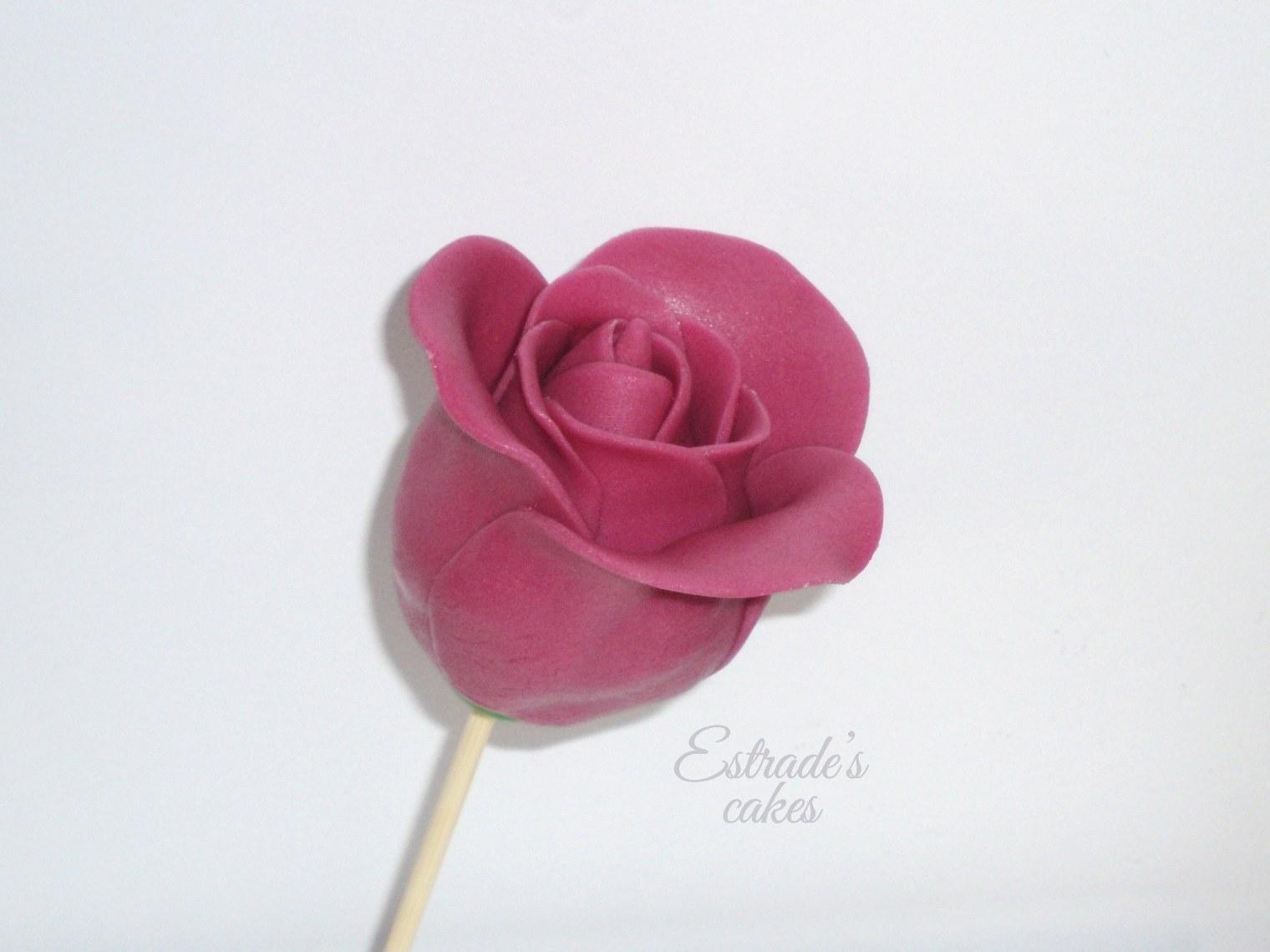 cake pop flor