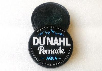 Dunahl Aqua (Du'nahl) Heavy Hold Pomade