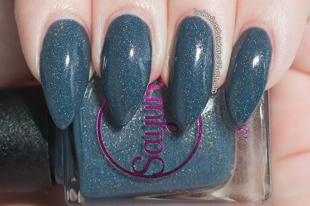 Sayuri Nail Lacquer #143 Snorlax swatch