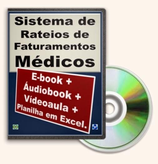 Sistema de Rateios de Faturamentos Médicos