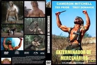 EXTERMINADOR DE MERCENÁRIOS