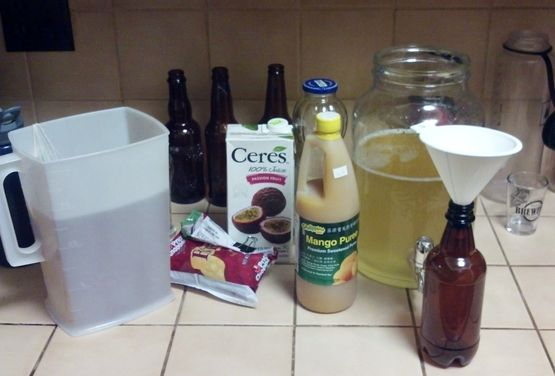 juices for bottling kombucha