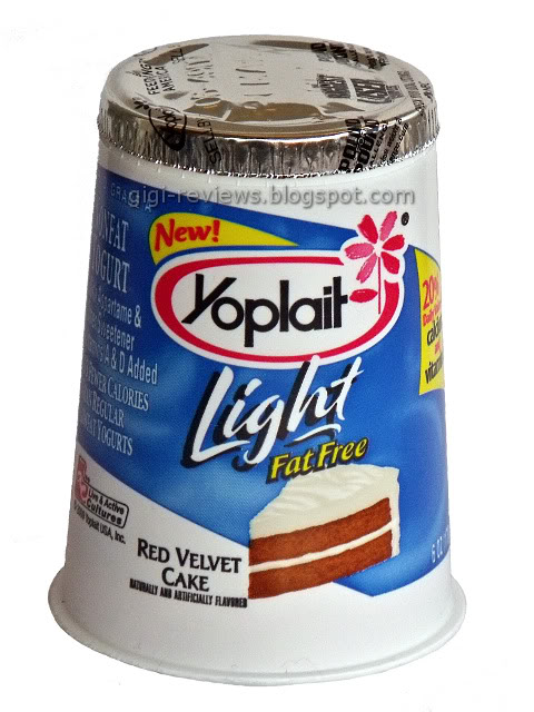 Red Velvet Cake Dip With Yogurt
