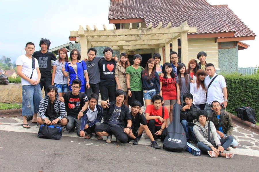 ^Kopdar CDP Family Ciater Puncak 2012