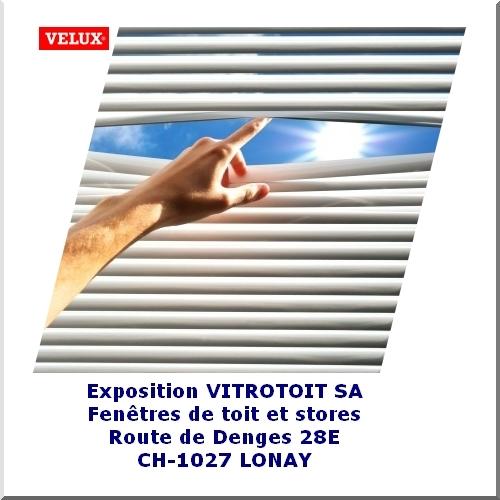 Store pour Velux - m