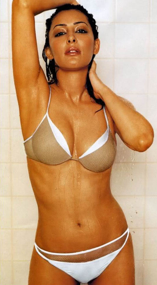 Mandy thompson nude