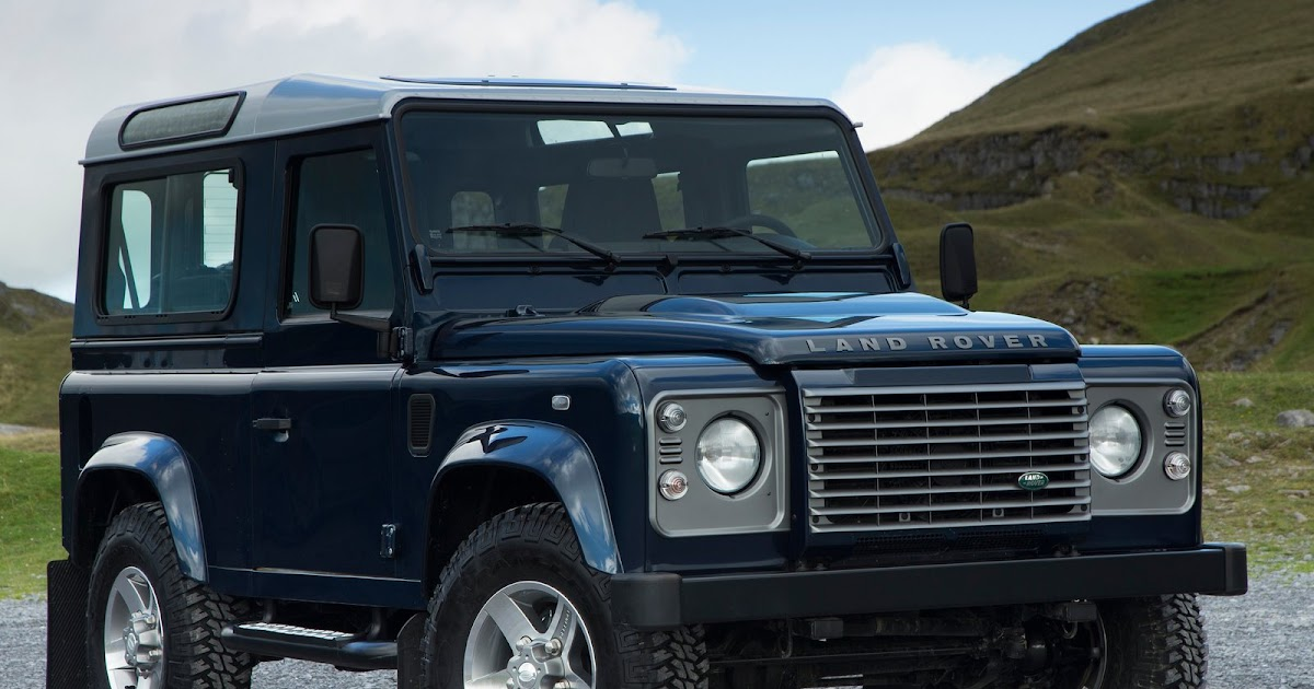 Automotive Database Land Rover Defender