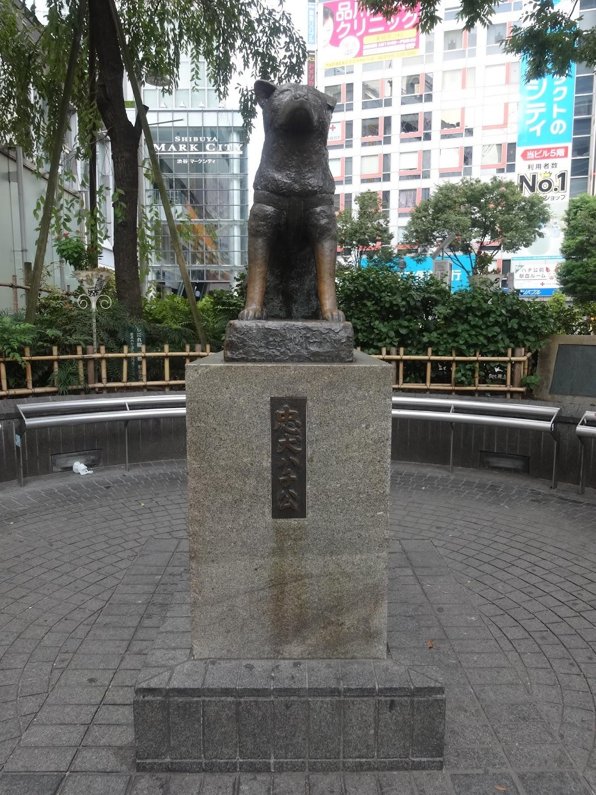 渋谷ハチ公,犬,正面,銅像〈著作権フリー画像〉Free Stock Photos