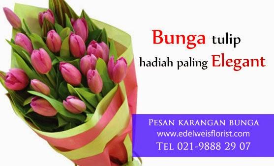 bunga import, bunga tulip, toko bunga,