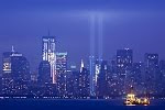 9/11 Tribute in Light.