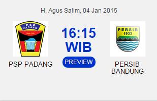 PSP Padang vs Persib Bandung