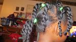 Last Week's Hairstyle