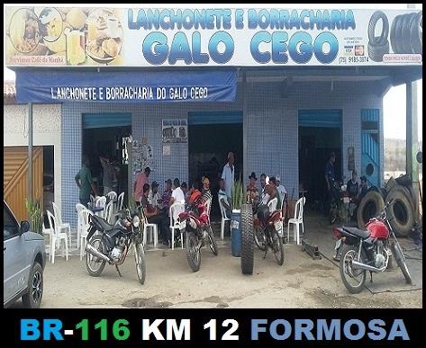 FORMOSA / MACURURÉ BA