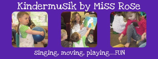 Kindermusik by Miss Rose
