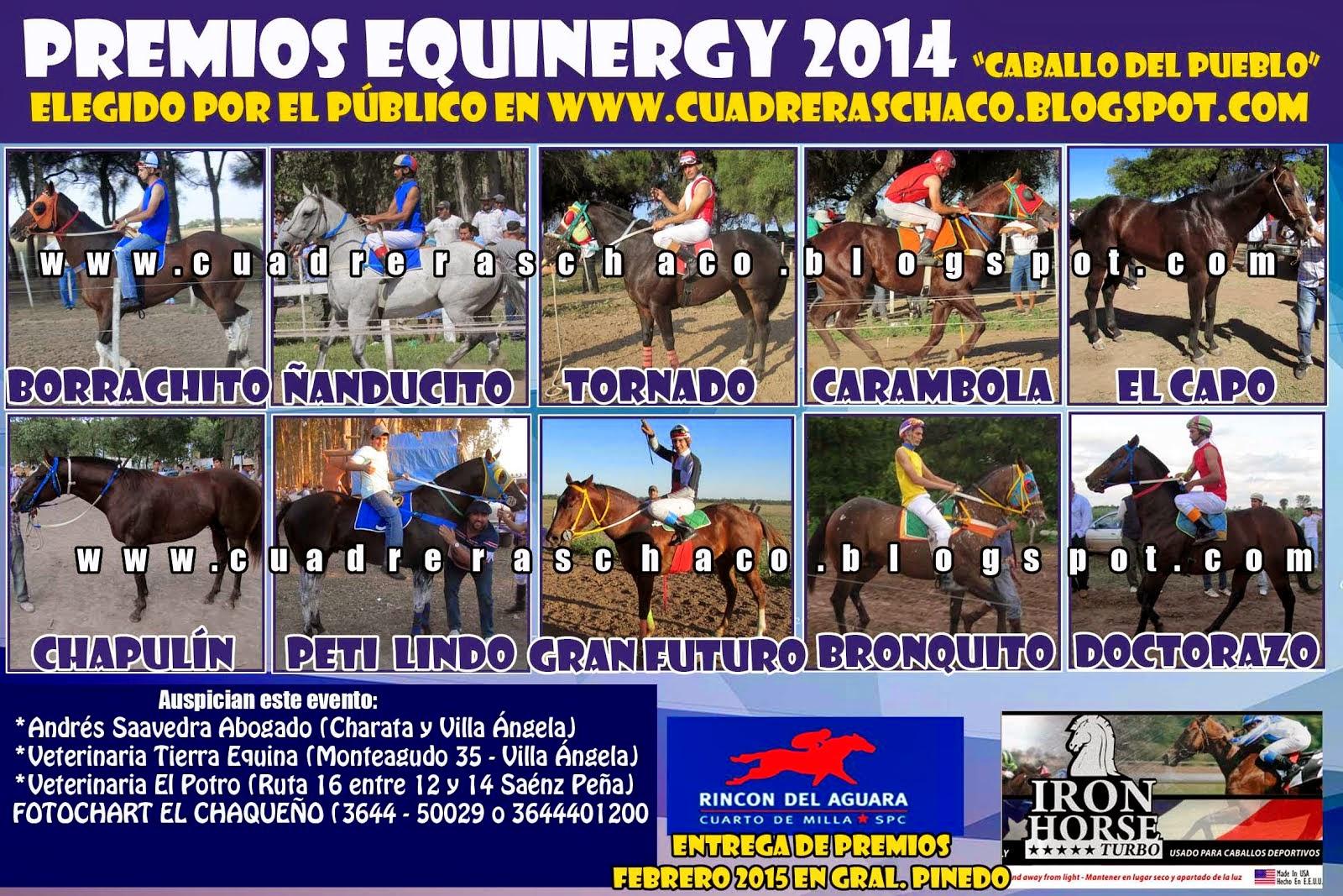 premiación caballo del pueblo 5-1